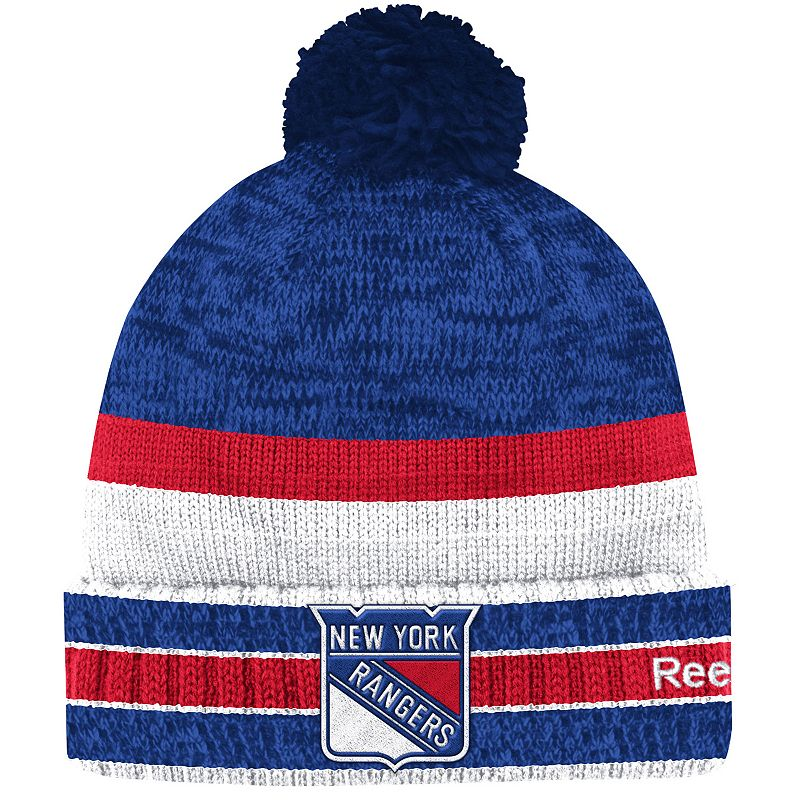 Adult Reebok New York Rangers Knit Beanie