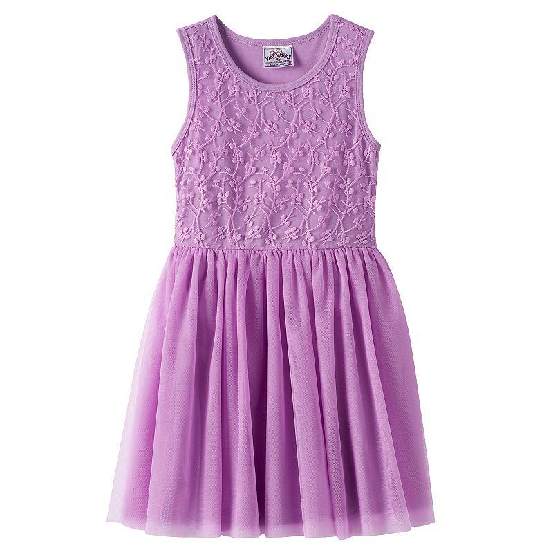 Girls 4-6x Knitworks Ballet Dress