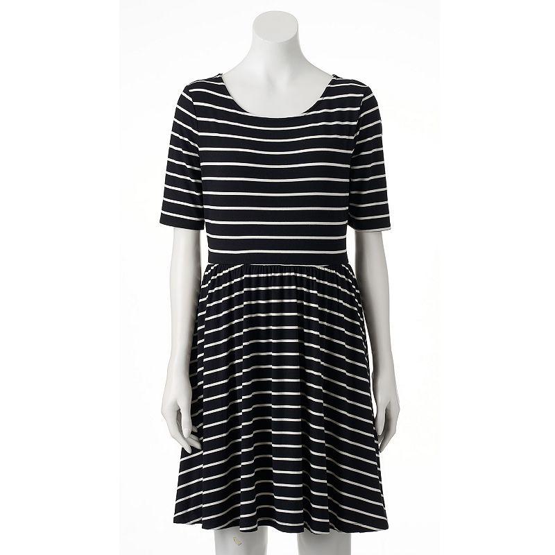 Women's Apt. 9® Fit & Flare Dress
