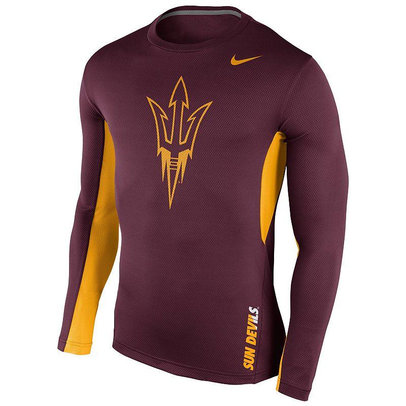 Men's Nike Arizona State Sun Devils Vapor Dri-FIT Performance Tee