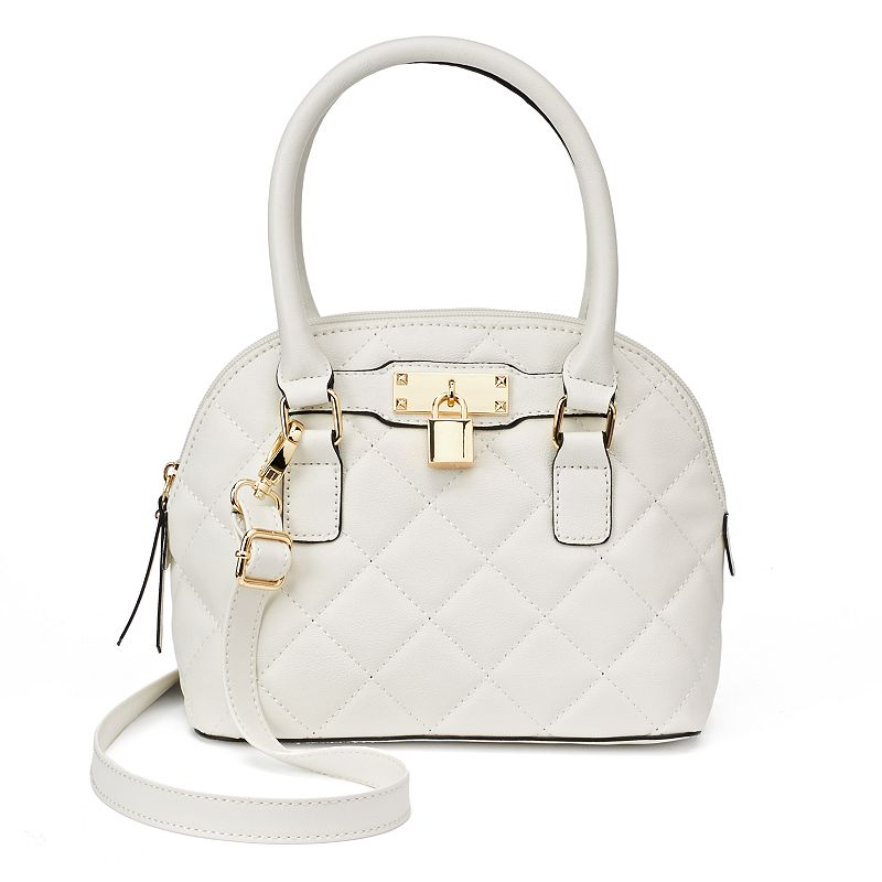 Apt. 9® Cora Domed Mini Satchel