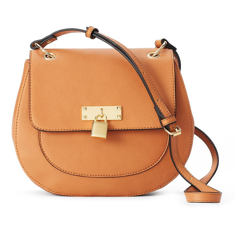 Apt. 9® Cora Saddle Crossbody Bag