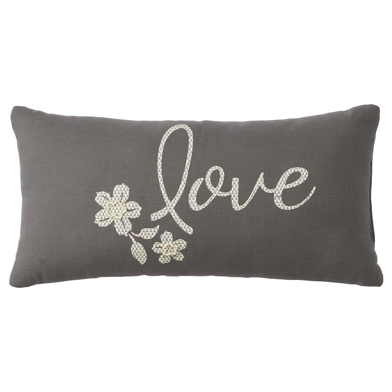 SONOMA Goods for Life™ Love Throw Pillow