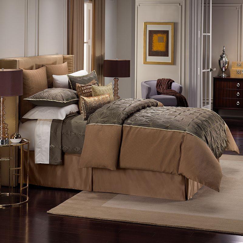 Jennifer Lopez Deco Radiance 4-pc. Comforter Set