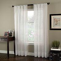 Curtainworks Soho Voile Window Panel