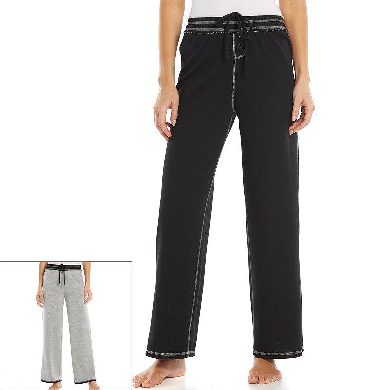 Women's Jaclyn Inc Pajamas: Reversible Pajama Pants