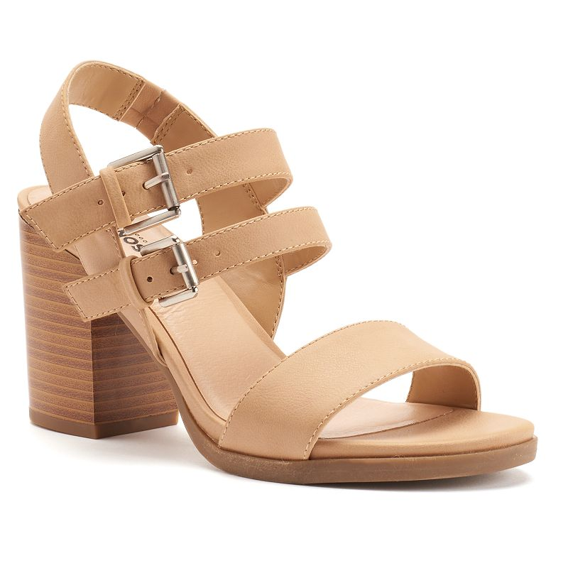 SONOMA Goods for Life™ Women's Chunky-Heel Sandals