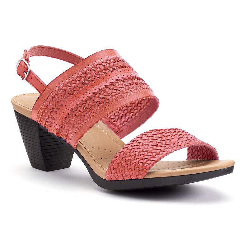 Croft & Barrow® Women's Slingback Heeled Sandals