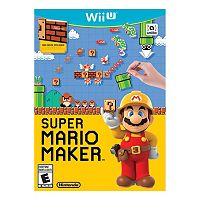 Super Mario Maker for Wii U