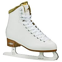 Lake Placid Girls Whitney Traditional Figure Ice Skates