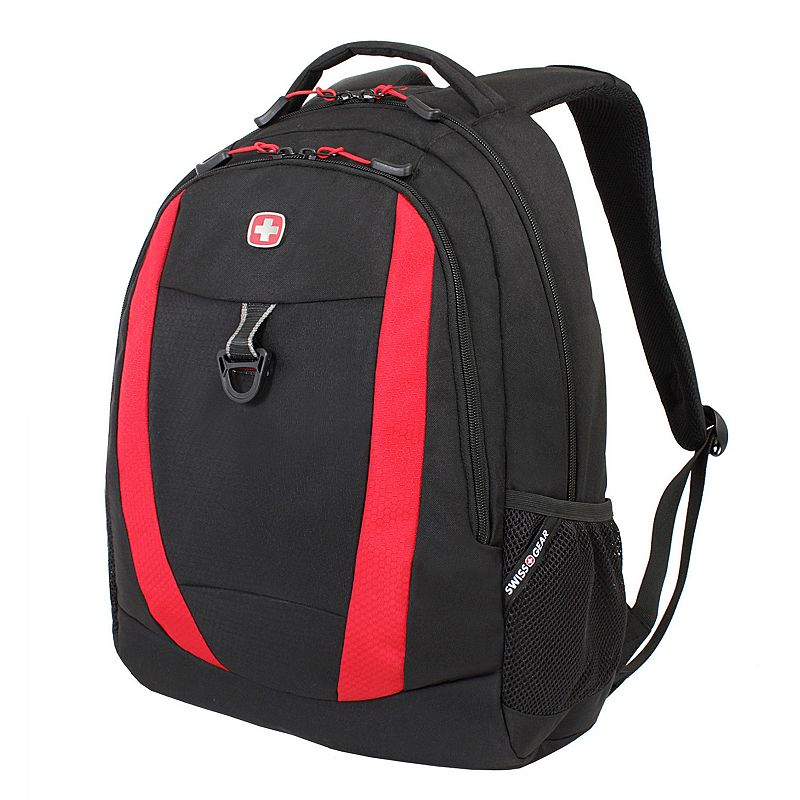 Swiss Gear 18-Inch Stripe Tablet Backpack