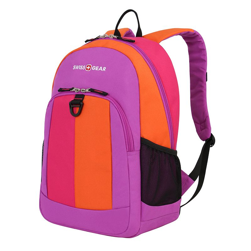 Swiss Gear 18-Inch Colorblock Backpack