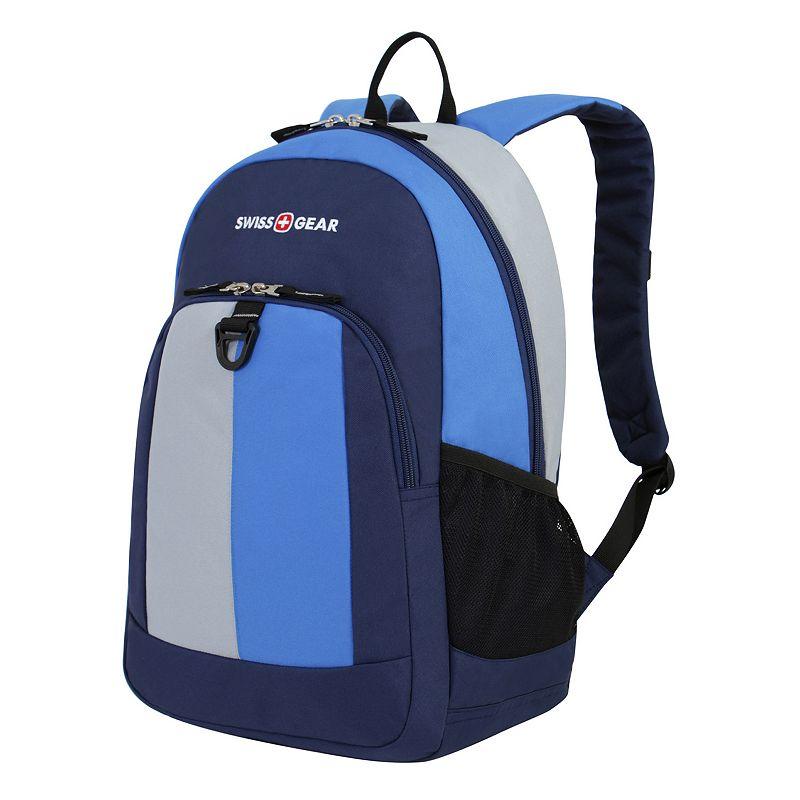 Swiss Gear 18-Inch Colorblock Backpack