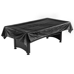Hathaway Pool Table Billiard Dust Cover for 7' 8' Table