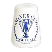 Hathaway Silver Cup Cone Talc Chalk