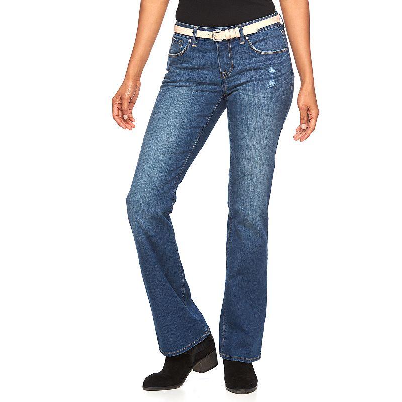 Women's Apt. 9® Modern Fit Bootcut Jeans