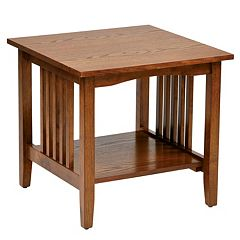 OSP Designs Sierra Mission End Table by