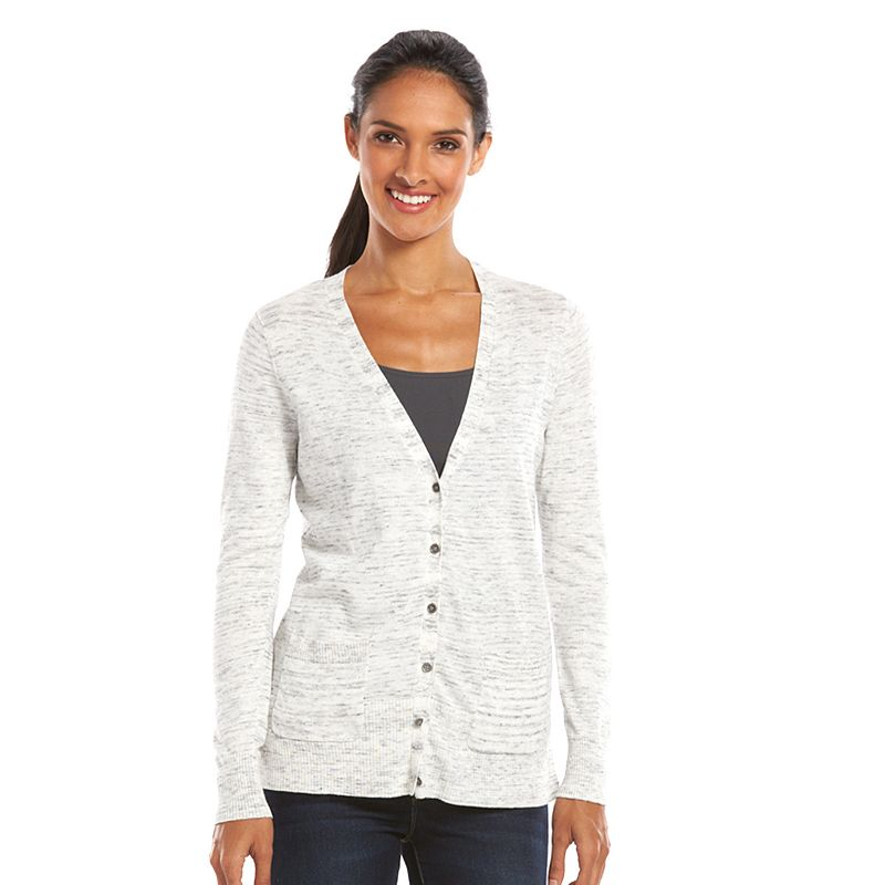 Women's SONOMA Goods for Life™ Solid Cardigan