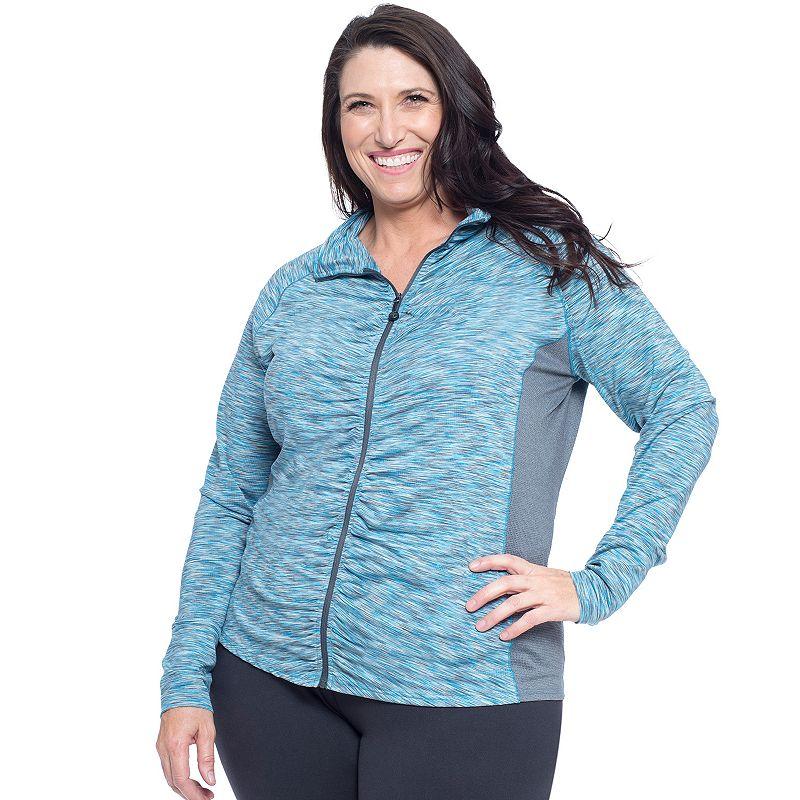 Plus Size Soybu Jacinda Workout Jacket