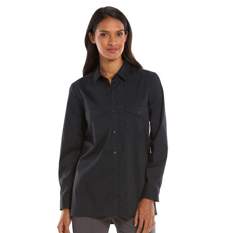 Women's Harve Benard Selene Oversized Shirt