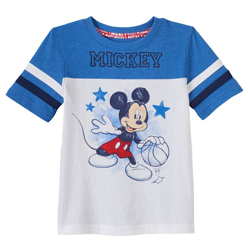Disney's Mickey Mouse Toddler Boy Tee by Jumping Beans®