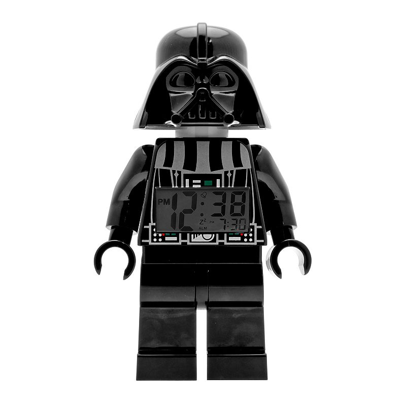 LEGO Star Wars Mini Darth Vader Alarm Clock by ClicTime