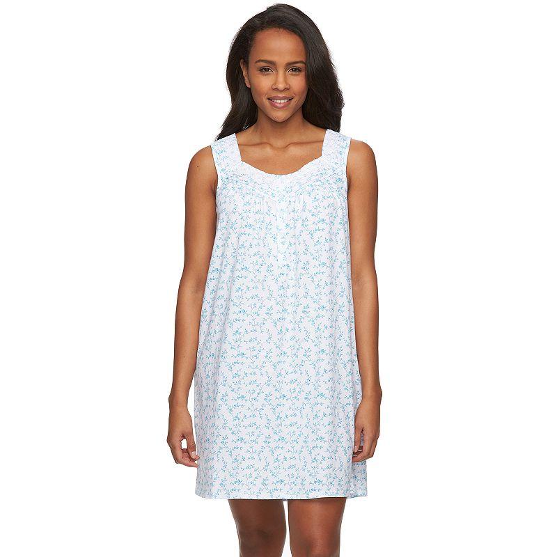 Women's Croft & Barrow® Pajamas: Short Nightgown