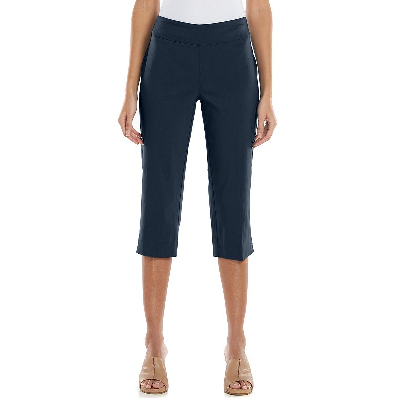 Women's Dana Buchman Pull-On Capris