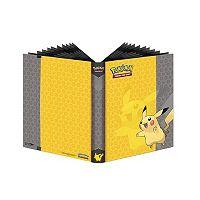 Pokemon Pikachu Full-View Pro 9-Pocket Binder by Ultra Pro