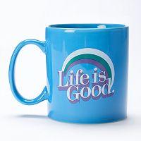 Life is Good 16-oz. Rain Coffee Mug