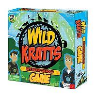 Wild Kratts Race Around the World Game by Pressman