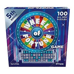 Wheel of Fortune Game by Pressman Toys by