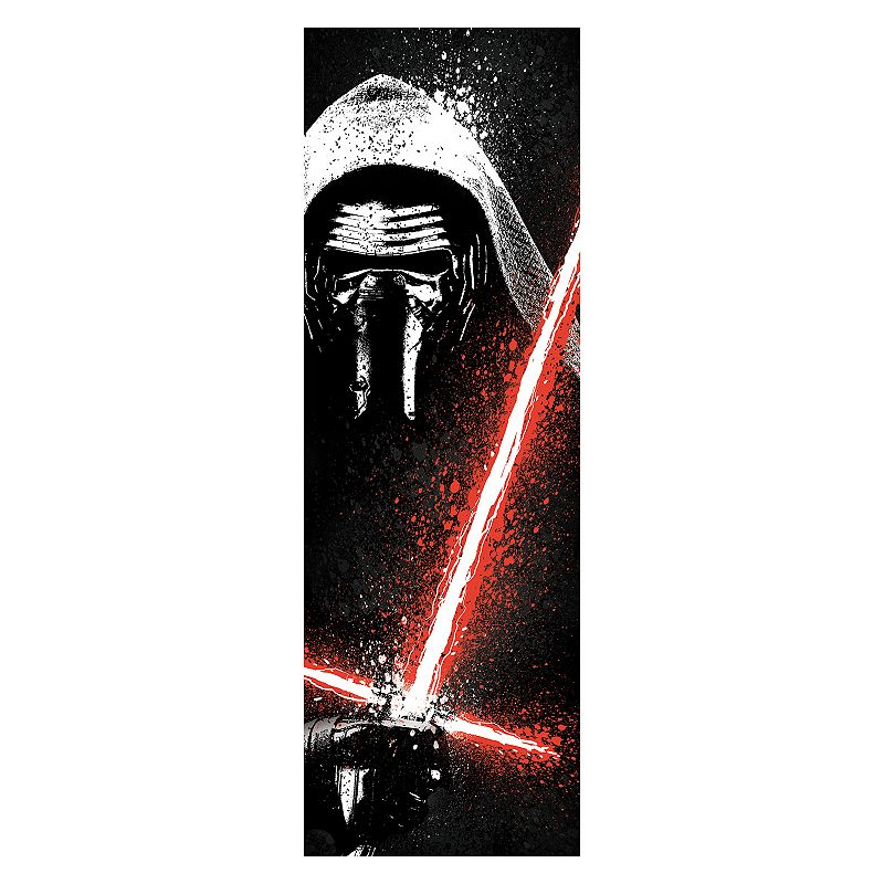 Star Wars: Episode VII The Force Awakens Kylo's Menace II Wall Art