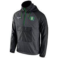 Men's Nike Oregon Ducks Anorak Pullover Jacket