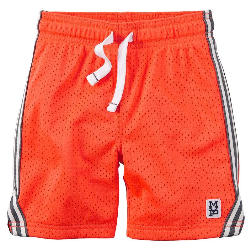 Toddler Boy Carter's Mesh Active Shorts