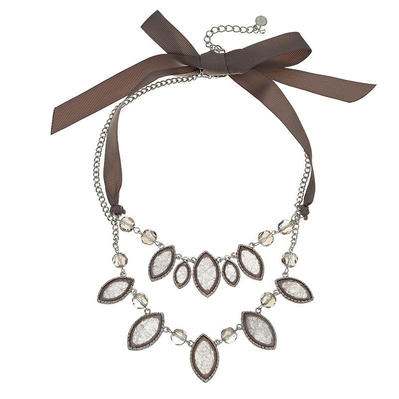 Simply Vera Vera Wang Swag Necklace
