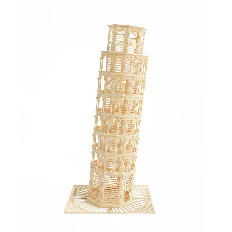 Bojeux Matchitecture Tower of Pisa