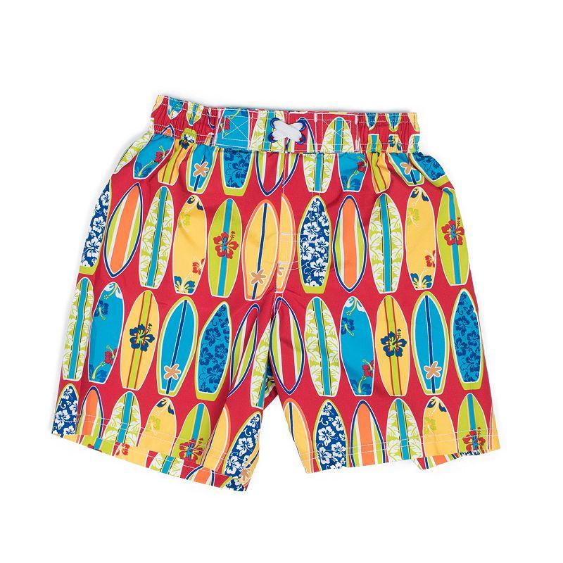Baby Boy I-Extreme Surfboard Swim Shorts