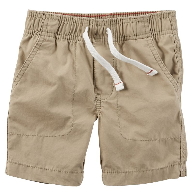Carter's Baby Boy Pull-On Shorts
