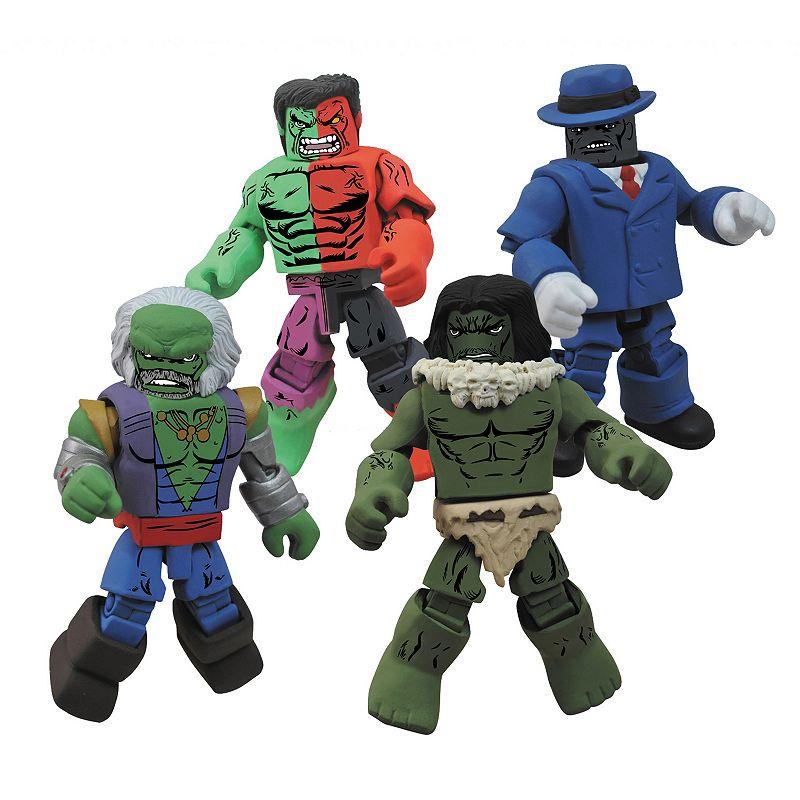 Marvel Minimates Hulk Through The Ages Box Set by Diamond Select Toys