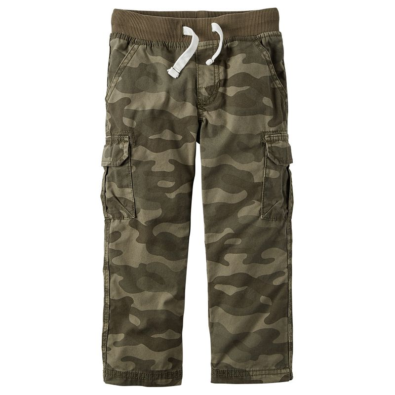 Baby Boy Carter's Pull-On Cargo Pants