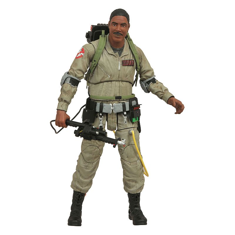 Ghostbusters Select Winston Action Figure by Diamond Select Toys