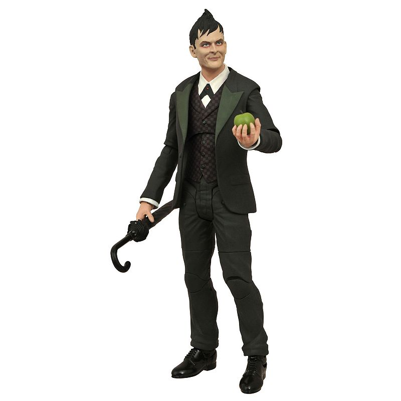 Gotham TV Series Select Oswald Cobblepot Action Figure by Diamond Select Toys