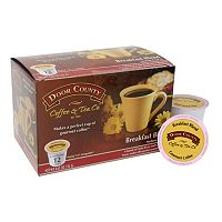 Door County Coffee & Tea Co. Single-Serve Breakfast Blend Medium Roast Coffee - 12-pk.
