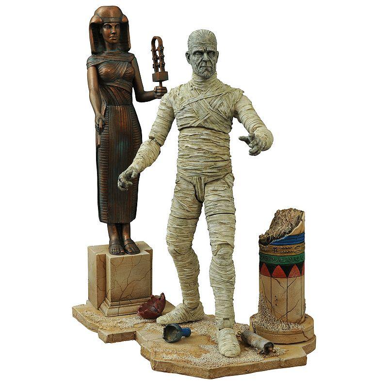 Universal Select Mummy Action Figure by Diamond Select Toys