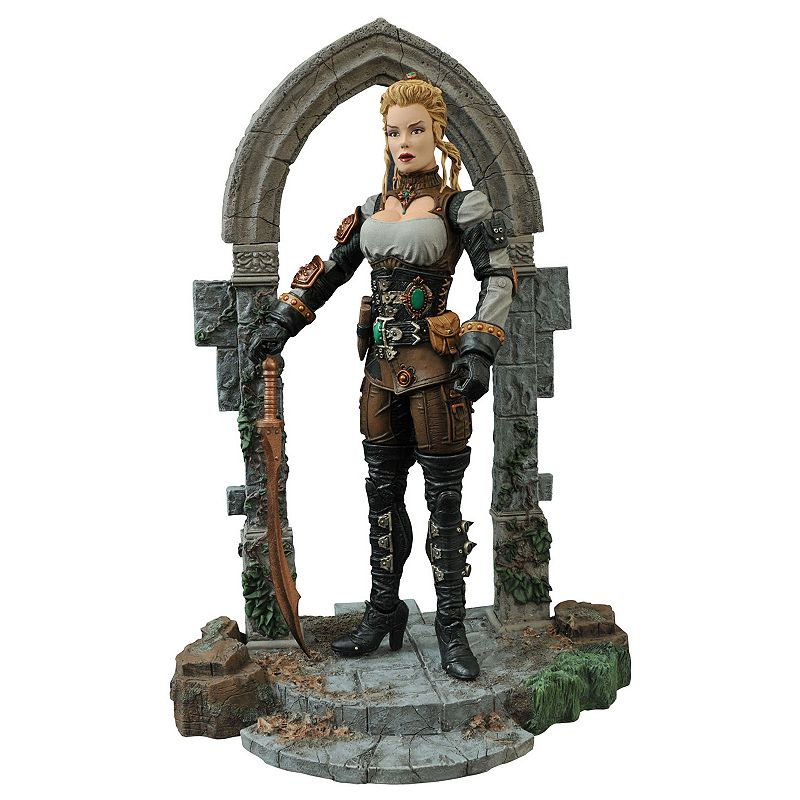 Universal Select Lucy Westenra Action Figure by Diamond Select Toys