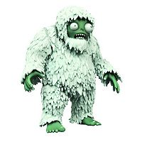 Plants vs. Zombies Deluxe Yeti Action Figure by Diamond Select Toys