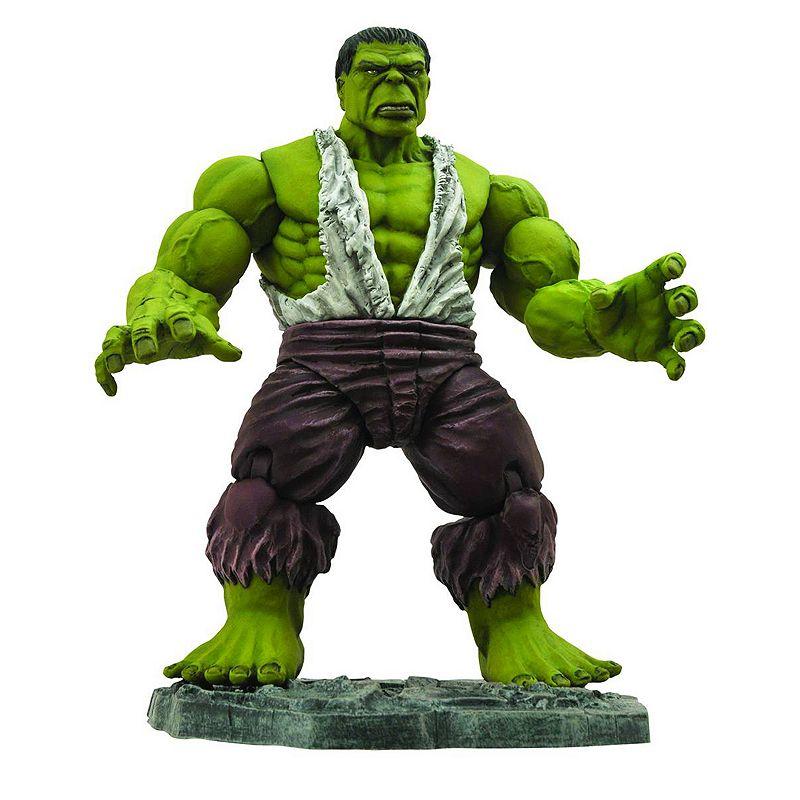 Marvel Select Savage Hulk Action Figure by Diamond Select Toys