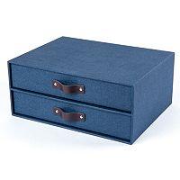 Bigso Box of Sweden Birger 2 Drawer Chest