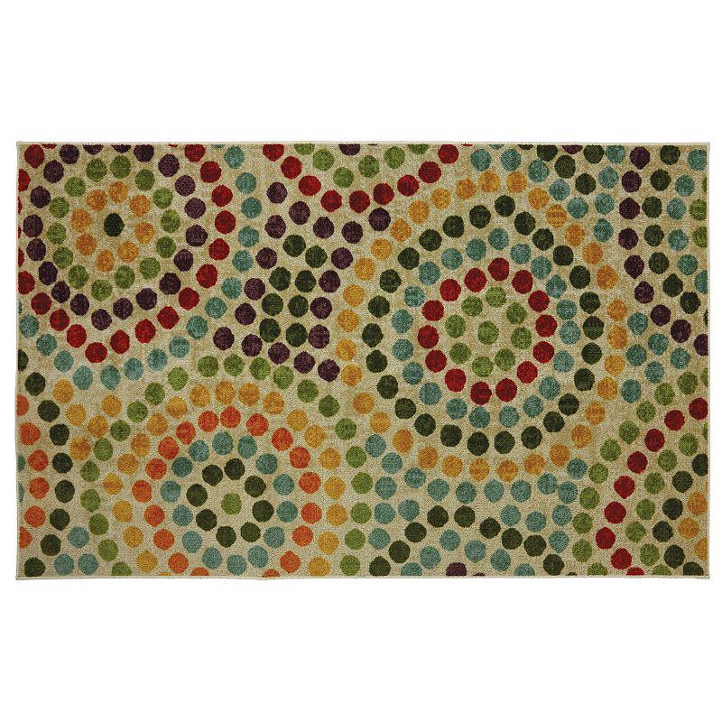 Mohawk® Home Mosaic Stones Geometric Rug